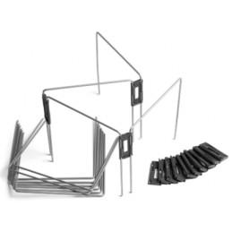 Kit de barrières temporaires