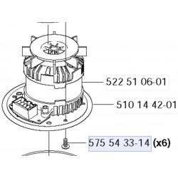 Disque coupe robot tondeuse husqvarna 260 265