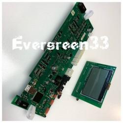 circuit imprimé avec écran...