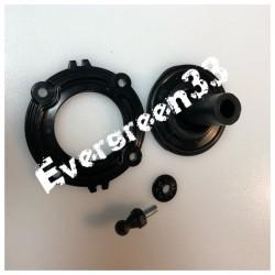 ensemble caoutchouc rondelle pour pilier de collision automower husqvarna 420