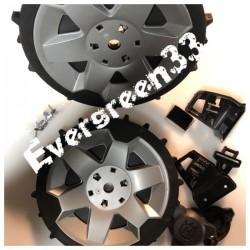kit roue terrain pentu...
